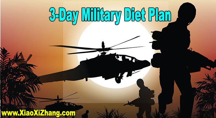 3-Day-Military-Diet-Plan-Reviews
